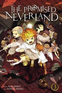 [The Promised Neverland: Volume 3 (Product Image)]