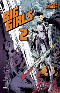 [Big Girls #2 (Product Image)]