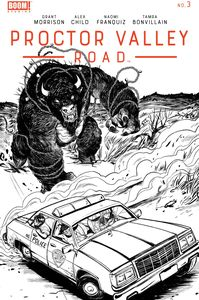 [Proctor Valley Road #3 (2nd Printing Franquiz) (Product Image)]