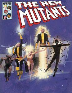 [New Mutants: Omnibus: Volume 1 (Hardcover - Sienkiewicz) (Product Image)]