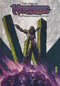 [Art Of Witchblade (20th Anniversary Hardcover) (Product Image)]
