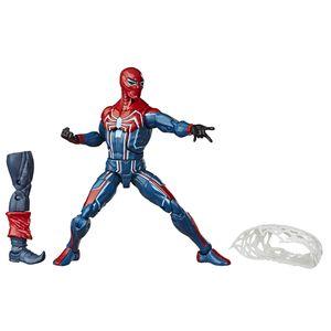 [Spider-Man: Marvel Legends Action Figure: Velocity Suit Spider-Man (Product Image)]