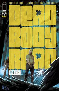 [Dead Body Road: Bad Blood #4 (Product Image)]